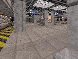 Metro - celkem jsou zde tři funkční linky