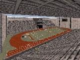 Celkový pohled na stadion