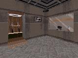 Jedna z mnoha tajných místností