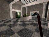 Hlavní hala městské banky - koukněte na podlahu